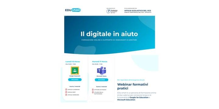 Edusmart web page