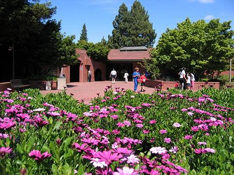Sunnyvale Public Library exterior