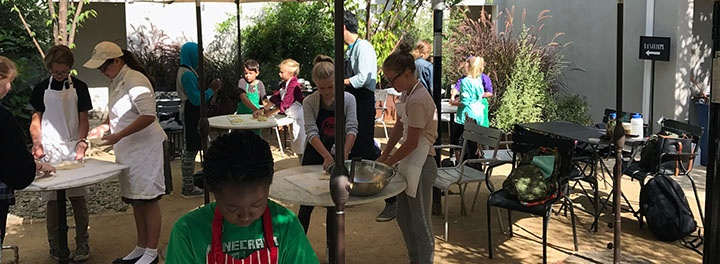 Sprouts Cooking Club: Teaching Kids About Food and the Community It Creates
