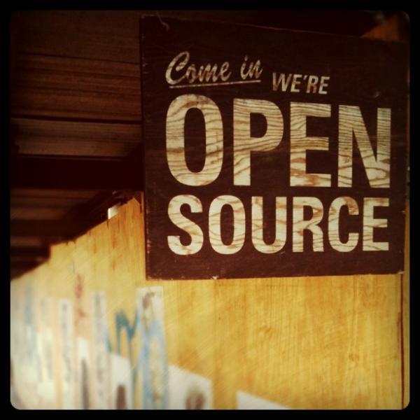 We're Open Source!