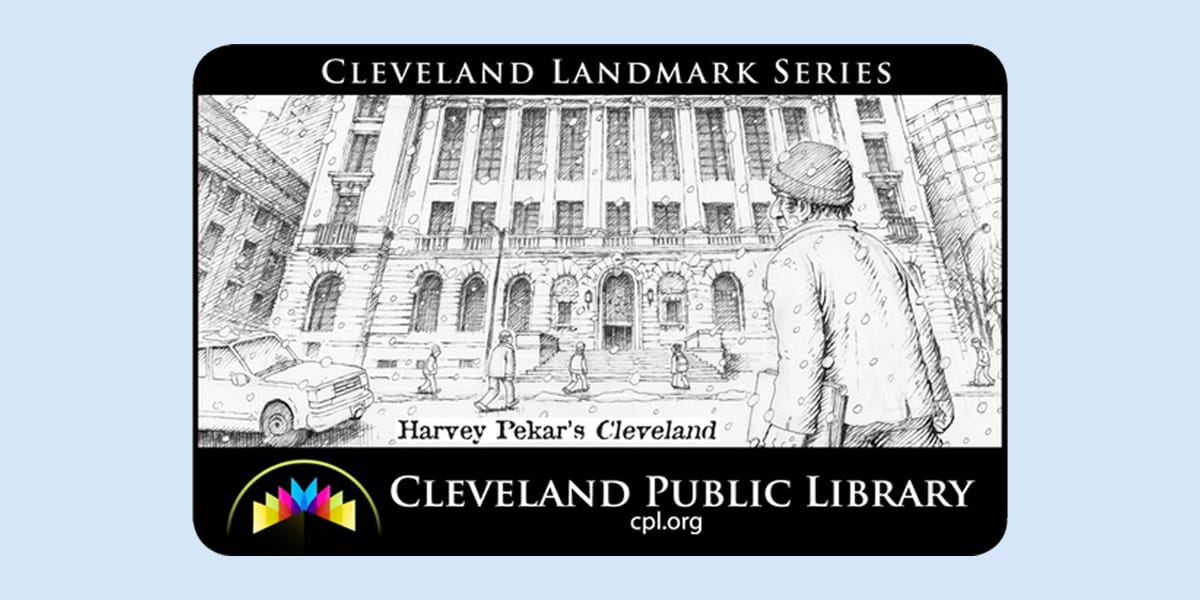Cleveland Library Card