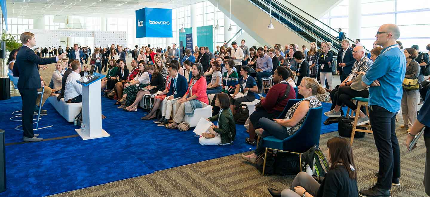 4 Ways Box Brought Social Responsibility to Its Technology Conference